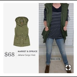 41 Hawthorn | Stitch Fix Olive Johana Cargo Vest